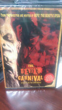 The Devil's Carnival Blu-ray Disc Horror Freak Show (Saw Skinny Puppy Slipknot