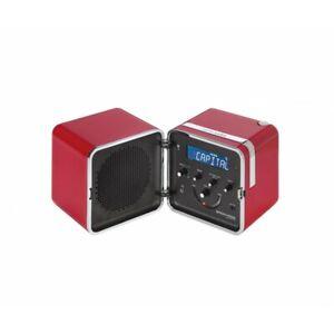 Brionvega TS522 D+S  DAB,  FM - Bluetooth +EDR UKW Radio, Weckradio