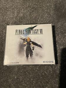 Final Fantasy 7 (PC: Windows, 1998)