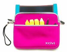 Neoprene Protective Case for Boogie Board Scribble 'n Play with Stylus Bag, Pink