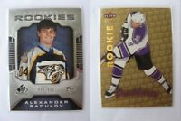 2006-07 SP Game Used #127 Radulov Alexander 840/999 RC  predators