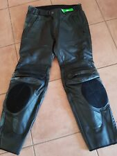 MOTORCYCLE RIDING LEATHER PANTS RJAYS SIZE 30*****  FREE FREIGHT ******