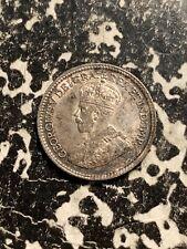 1919 Canada 5 Cents Lot#Q339 Silver! High Grade! Beautiful!