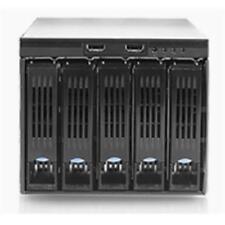 Chenbro 213516 Ac Sk33502t3 5-bay 3.5 Hdd Enclosure With 12gb S Sas & Sata