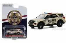 2020 FORD POLICE INTERCEPTOR BOONE COUNTY SHERIFF ANNIV. 1/64 GREENLIGHT 28040