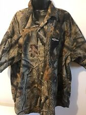 Winchester Supreme Realtree Hardwoods Button Up Shirt Xxl