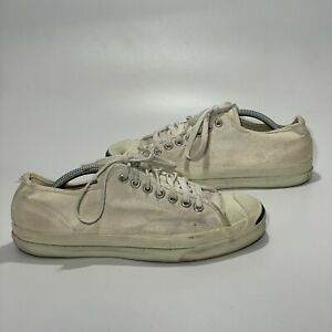 Vintage Made in USA Converse Jack Purcell Sz 7