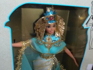 VINTAGE MATTEL BARBIE DOLL - EGYPTIAN QUEEN -  THE GREAT ERAS COLLECTION