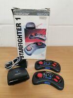 QuickShot QS-127 STARFIGHTER 1 Wireless Controller  - Sega/MSX/Atari/Commodore