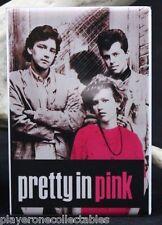 "Pretty in Pink Movie Poster 2"" X 3"" Fridge / Locker Magnet. Molly Ringwald"