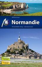 NORMANDIE Michael Müller Reiseführer 13 Atlantikküste Frankreich o. Bretagne NEU