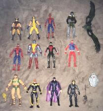"Marvel Legends 3.75"" Loose Figure Lot (Spider-Man, Wolverine, X-Men, More!)"