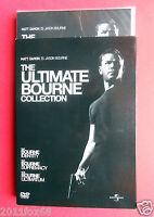 film box 3 dvds the bourne identity the bourne supremacy the bourne ultimatum z