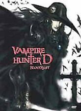 VAMPIRE HUNTER D DVD collection: Special Edition & Blood Lust! FREE Shipping USA