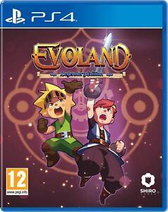 EVOLAND LEGENDARY EDITION PS4