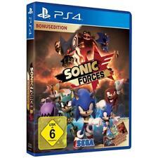 Sonic Forces Bonus Edition [PlayStation 4] und Sammelkarten NEU und verschweißt