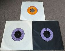 "3 STYLISTICS sing baby sing / sixteen bars / can't help falling in love 7""vinyls"