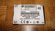 Motorola OEM SNN5783A BATTERY FOR Q Q9h V235 V323 V195 v197  i580 i880 ic902
