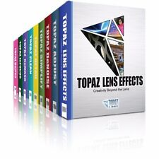Topaz Labs Photoshop Plugins Bundle - 14 PLugins (For MAC) Download