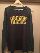 Oregon Duck Long Sleeve XL T-Shirt NWT