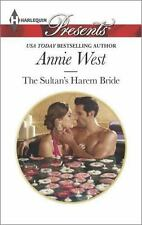 NEW - The Sultan's Harem Bride (Desert Vows) by West, Annie