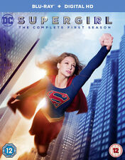 Supergirl - Season 1 Region Melissa Benoist Blu-ray