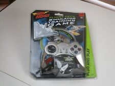 Air Hogs Flight Deck Simulator Training Game Plug And Play Pc Compatible New