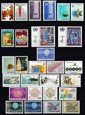United Nations small collection of MNH stamps