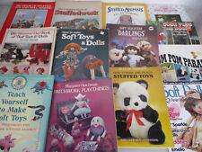 Stuffed Animal Toys How to Make Children Bear Big Lot Arts & Crafts Dolls