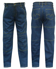 Pantaloni Jeans kevler. 405 Blue