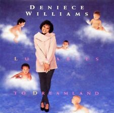 DENIECE WILLIAMS - LULLABIES TO DREAMLAND- CD -1991 Brand New & Sealed - Rare