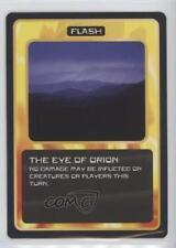 1996 Doctor Who - Collectible Card Game Base #NoN The Eye of Orion Gaming 2e7