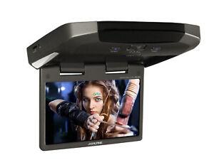 """ALPINE TMX-310U MONITOR DA TETTO MULTIMEDIALE DA 10.2"""" USB/SD AUTO CAMPER"""