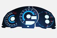 EL Gauge Cluster Blue Glow Meter KM/H For 2012-2016 Toyota GT86 Subaru BRZ