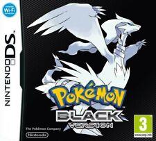 Nintendo DS Spiel - Pokemon: Schwarze Edition / Black Version ENGLISCH mit OVP