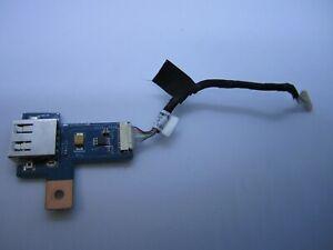 Startknopf Powerbutton Netzschalter USB Board 50.4CR05.021 für Acer Aspire 5810T