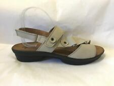 Legero Dune Ladies Womens Nubuck Leather Slip On Strap Casual Everyday Sandals 8