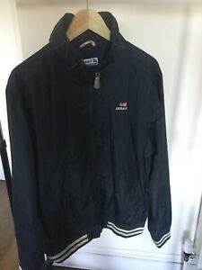 Sebago Mens Navy Sailing Rain Jacket Large RRP £200