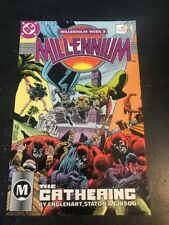"""Millenium#3 Incredible Condition 9.2(1987)""""Week 3"""" The Gathering"""