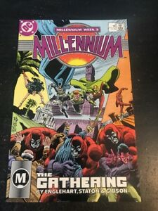 "Millenium#3 Incredible Condition 9.2(1987)""Week 3"" The Gathering"