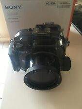 SONY Underwater Housing Case MPK-URX100A For DCS-RX100 Series Mint!