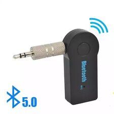 Récepteur Bluetooth Voiture Emetteur BT Audio Adaptateur Jack AUX Auto Musique
