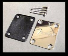Electric Guitar Neck Plate Neck Plate Fix Tele Telecaster Guitar Neck Joint Boar