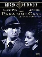 The Paradine Case-Anchor Bay DVD-Region 1-Hitchcock-Gregory Peck