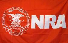 NRA    3' x 5' Polyester Banner Flag