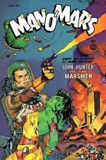 Man O Mars #1 Photocopy Comic Book
