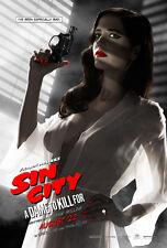 "Eva Green Sin City 2 Movie poster Mini 11""X17"""