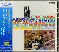 CHET BAKER-CHET BAKER SINGS (STEREO)-JAPAN SHM-CD Ltd/Ed C94