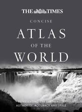 The Times Concise Atlas of the World (The Times Atlases), Collins UK