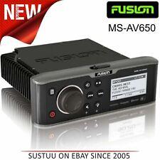 Fusion AV650 Marine Entertainment System with DVD/CD Player│FM│USB│Bluetooth│AUX